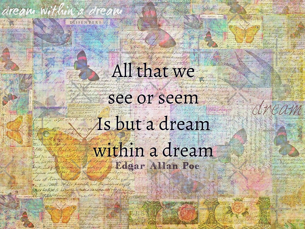 poe dream within a dream