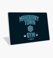 Mahogany Town Gym Laptop Skin
