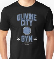 Olivine City Gym Unisex T-Shirt