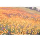 Wildflower Mural without text by megsmillie