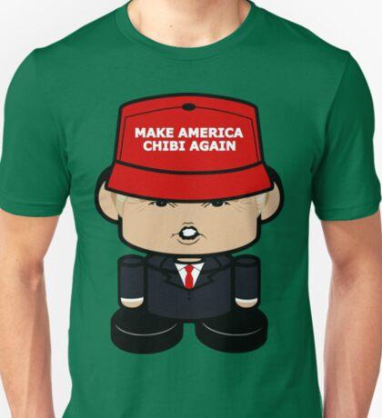 Don T Politico'bot Toy Robot 3.0 T-Shirt