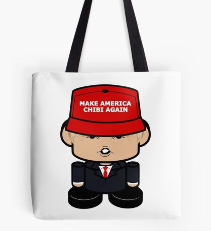 Don T Politico'bot Toy Robot 3.0 Tote Bag