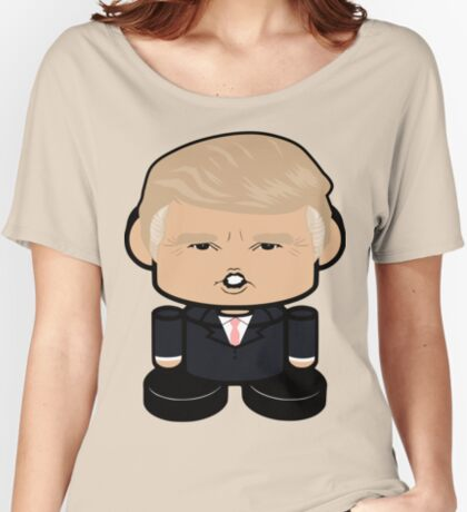 Don T Politico'bot Toy Robot 1.0 Women's Relaxed Fit T-Shirt