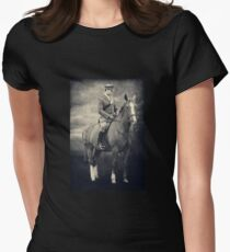 Pack Up Your Troubles Womens Fitted T-Shirt