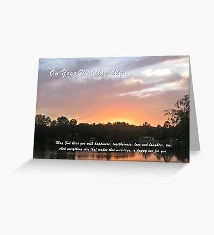Wedding Card Greeting Card