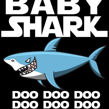 Mens Baby Shark Doo Doo by iwaygifts