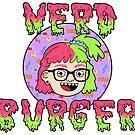 Nerd Burger Logo  by Nerd Burger