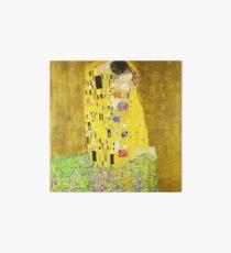HD The Kiss, by Gustav Klimt 1907-1908 HIGH DEFINITION Art Board