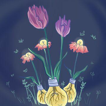 Flower Bulb by nagayama