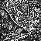 Crazy Maze by Monica Engeler
