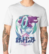 Pocket Monsters: Crystal Men's Premium T-Shirt