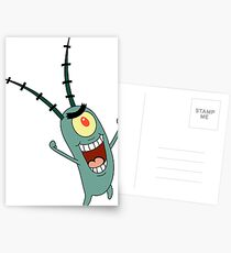 Plankton Postcards