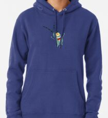 Plankton Pullover Hoodie