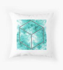 Seapunk Cube Floor Pillow