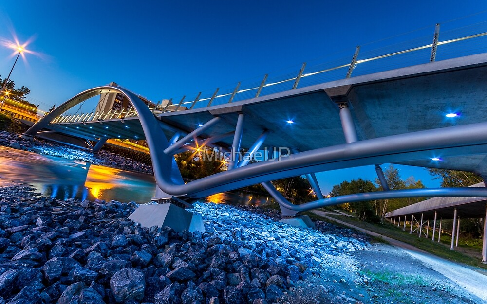 George C. King Bridge by MichaelJP