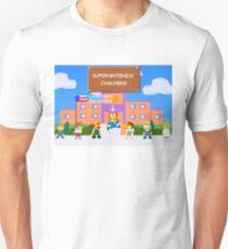 SuperNintendo Chalmers Unisex T-Shirt