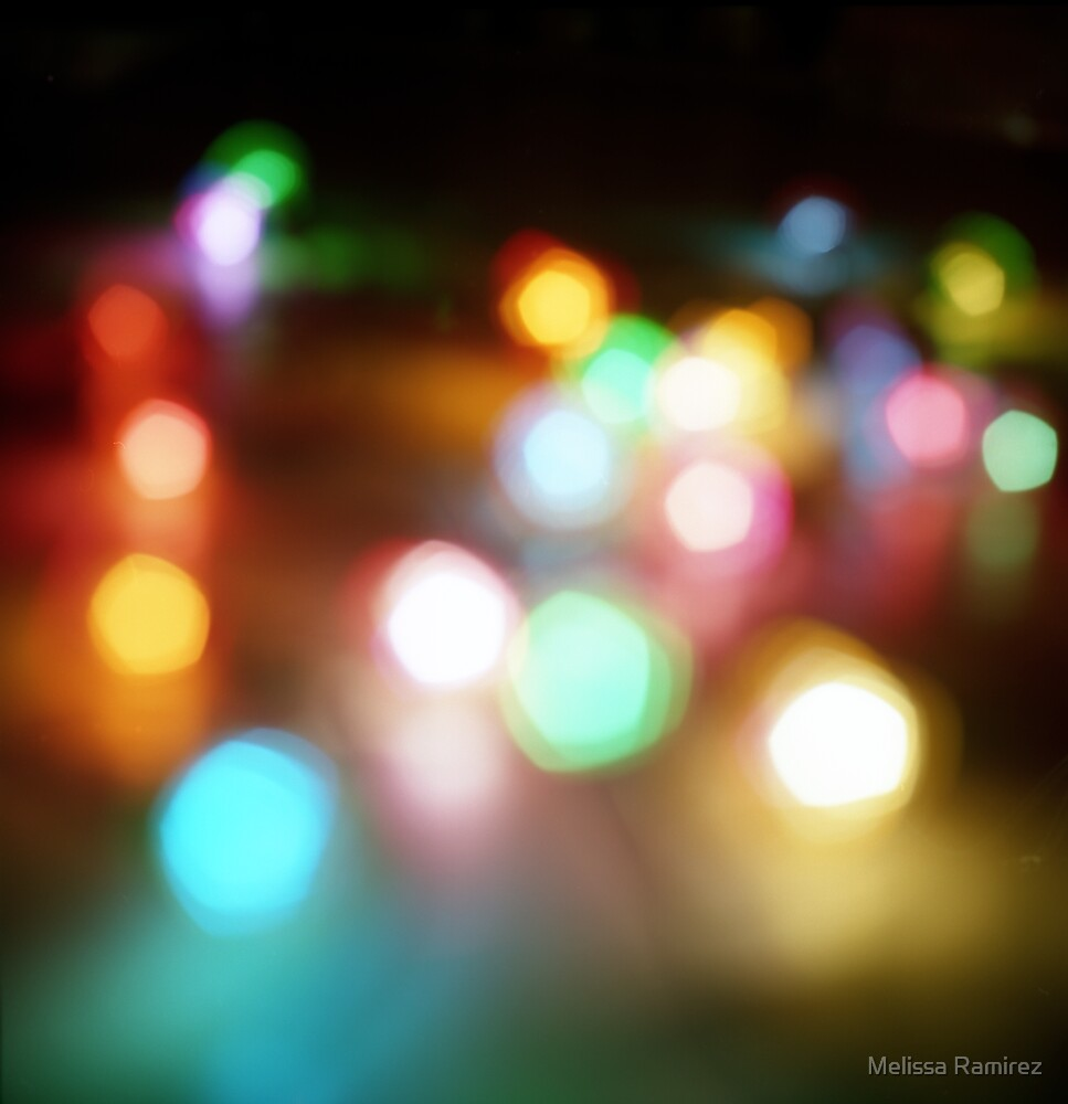 Northen Lights by Melissa Ramirez