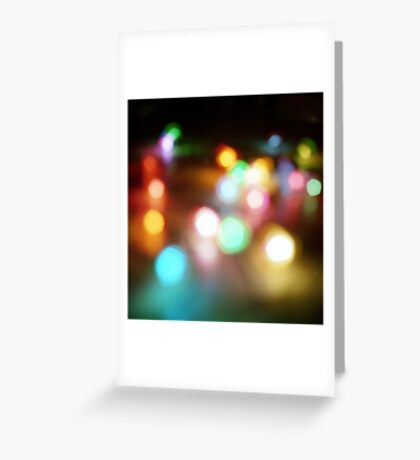 Northen Lights Greeting Card