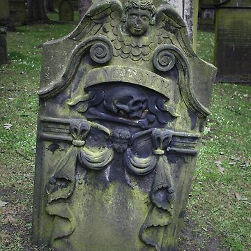 Edinburgh St.Cuthbert Cemetery by GregorDyer