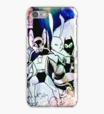 3-HEROES iPhone Case/Skin
