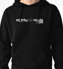Mighty Car Mods - Simple Logo (for dark shirts) Pullover Hoodie