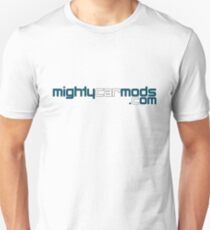 Mighty Car Mods - Simple Logo (for light shirts) Unisex T-Shirt