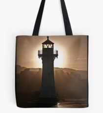 Lighthouse by David Petranker Tote Bag