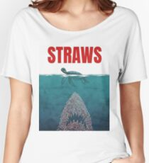 Pailles T-shirts coupe relax