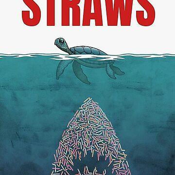 Straws  by Grundelboy