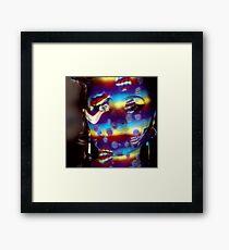 rainbow daze Framed Print