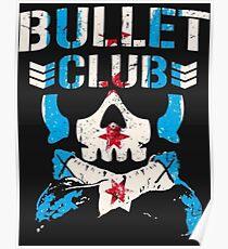 Club Of Bullet Shirt Poster