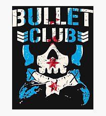 Club Of Bullet Shirt Photographic Print