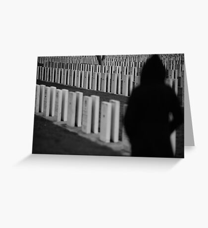 Lest we forget... Greeting Card