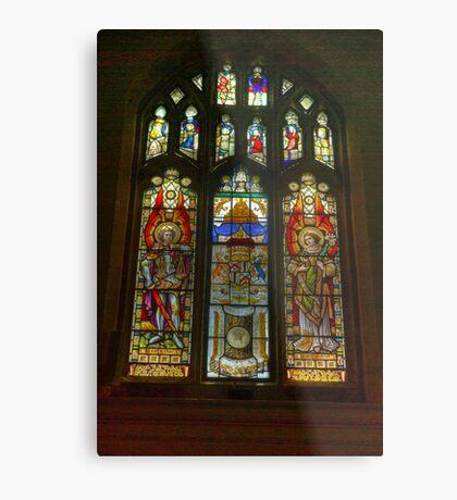 St Michael's Church - Coxwold,North Yorkshire. Metal Print