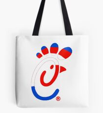 Chick fil a Tote Bag