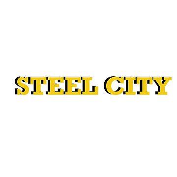 STEEL CITY by alikaat