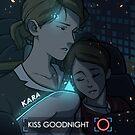 Kara & Alice by djsadbean