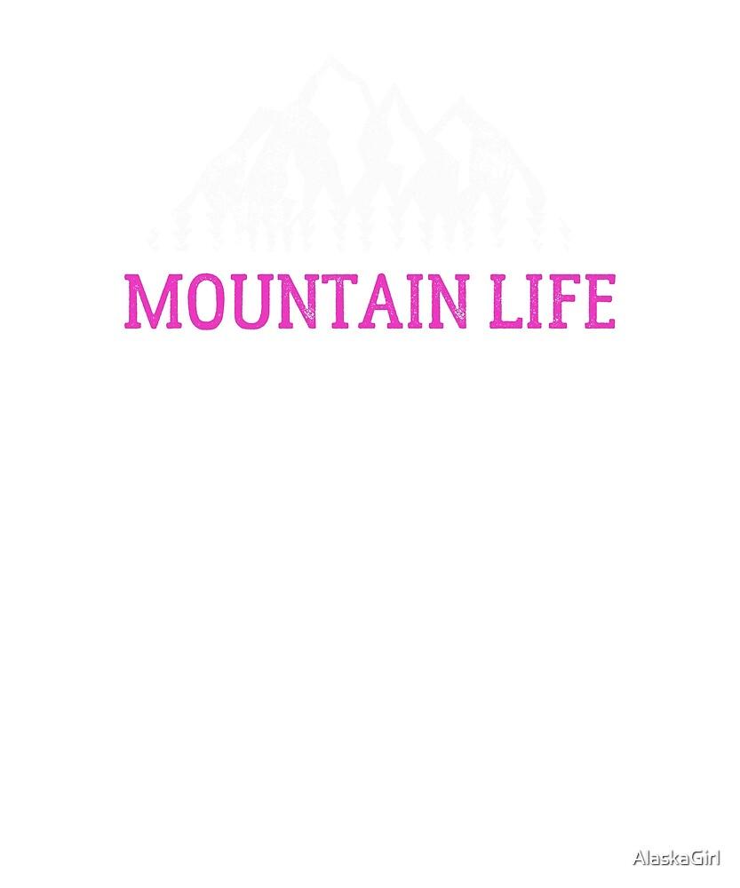 Mountain Life by AlaskaGirl