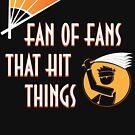 Fan of Fans by HarisenDaiko