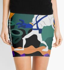 EarthWorm Jim Mini Skirt