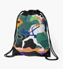 EarthWorm Jim Drawstring Bag