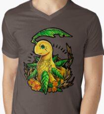 Bayleef Mens V-Neck T-Shirt