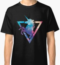 Galaxy Unicorn  Classic T-Shirt