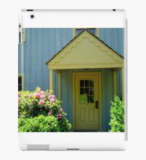 YELLOW DOOR ^ iPad Case/Skin