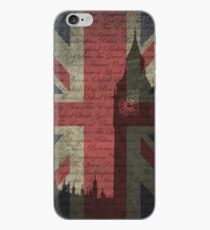 London-Typography iPhone Case