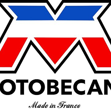 Motobecane Cycles Made in France by JackCinq