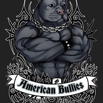 American Bullies by Xeanatavara