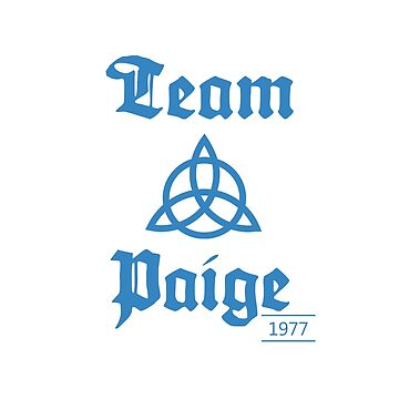 Team Paige by charmz2017