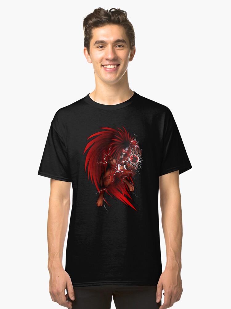 Guren Classic T-Shirt Front