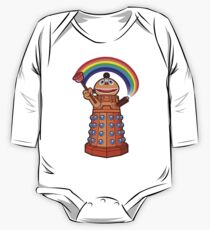 Zippy Dalek One Piece - Long Sleeve